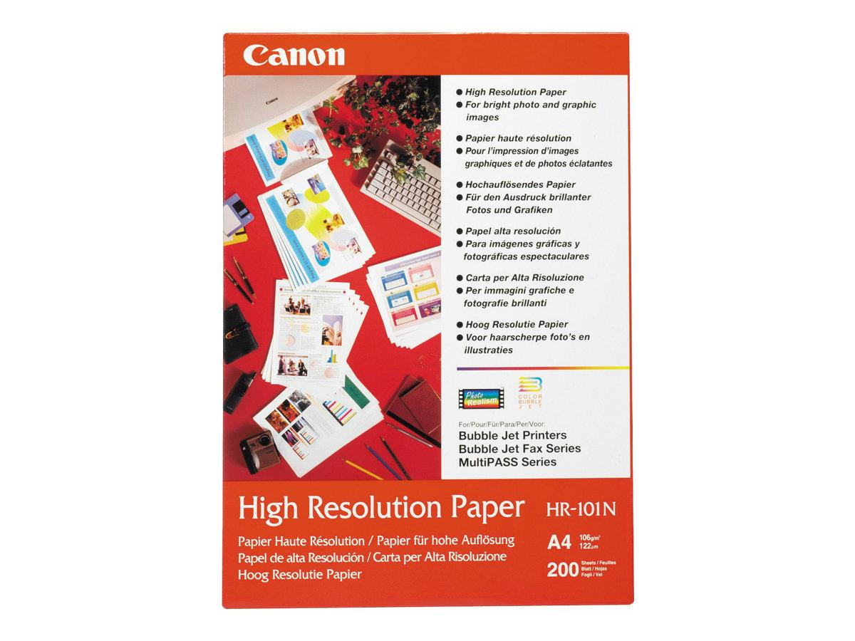 Canon HR-101 - papier ordinaire - 50 feuille(s)