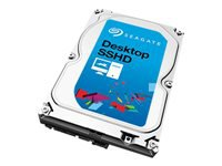 Seagate Desktop SSHD Hybrid harddisk 2 TB (8 GB Flash) intern 3.5""