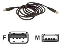 Belkin Câbles-USB F3U134R1.8M