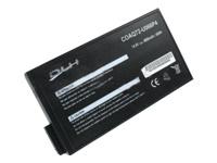 DLH Energy Batteries compatibles COAQ72-U066P4