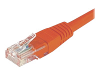 MCAD Cordons patch CAT5 et 5E 853942