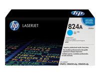 HP Color Laser Jet Cyan Image Drum