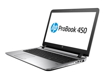 """HP ProBook 450 G3 - Core i5 6200U / 2.3 GHz - Win 7 Pro 64-bit (includes Win 10 Pro 64-bit License) - 8 GB RAM - 500 GB HDD - DVD SuperMulti - 15.6"""" 1920 x 1080 (Full HD) - HD Graphics 520 - Wi-Fi - kbd: US"""