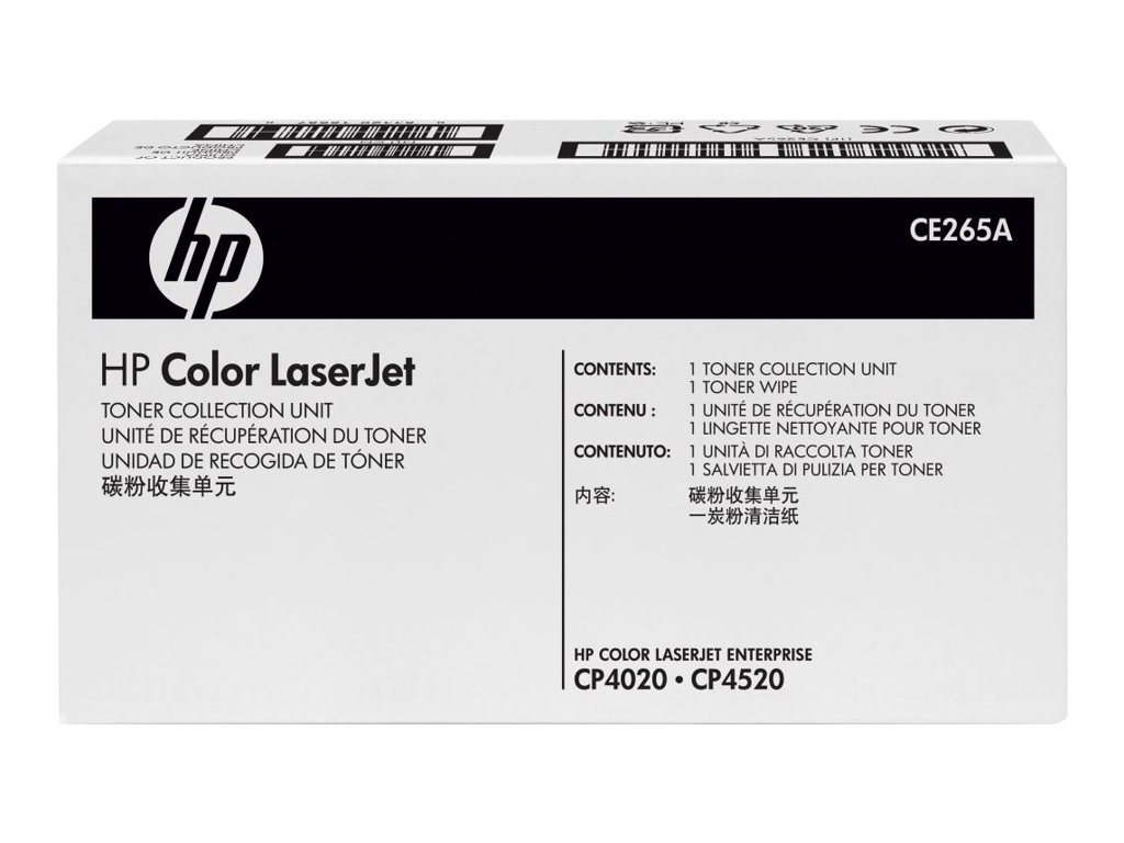 HP TONER COLLECTION UNIT COLECTOR DE TONER USADO P