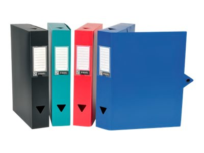 Viquel CLASS DOC - Boîte de classement - Dos 80 mm - 245 x 330 mm - disponible dans différentes couleurs