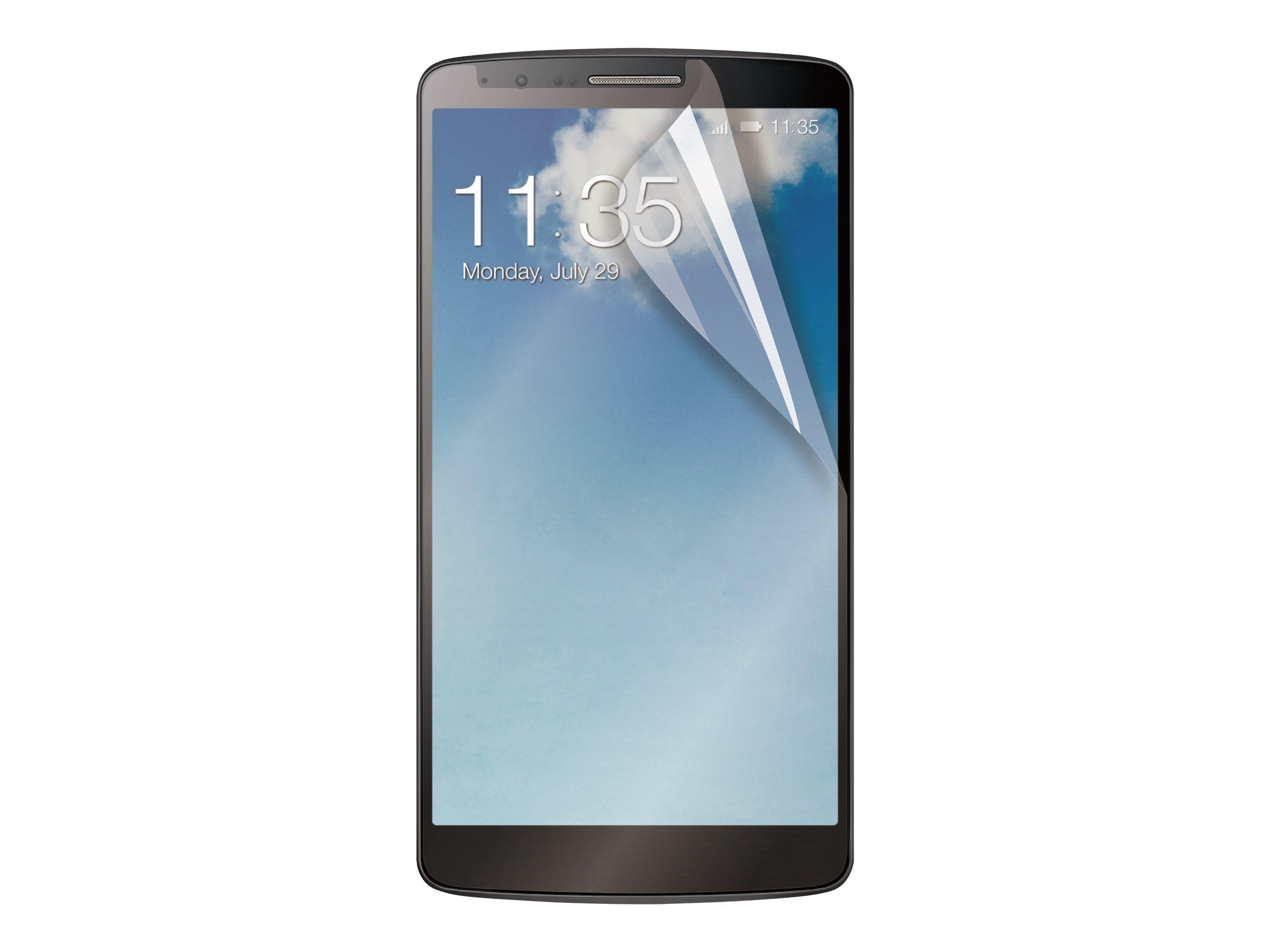 Muvit - 2 films de protection d'écran - pour LG G4