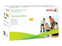 Xerox - jaune - cartouche de toner (équivalent à : OKI 44059165)