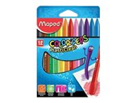 Maped Color'Peps Plasticlean - crayon