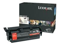 Lexmark Cartouches toner laser X651A21E