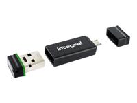 Integral Europe Cl�s USB INFD16GBFUSBLOTGAD