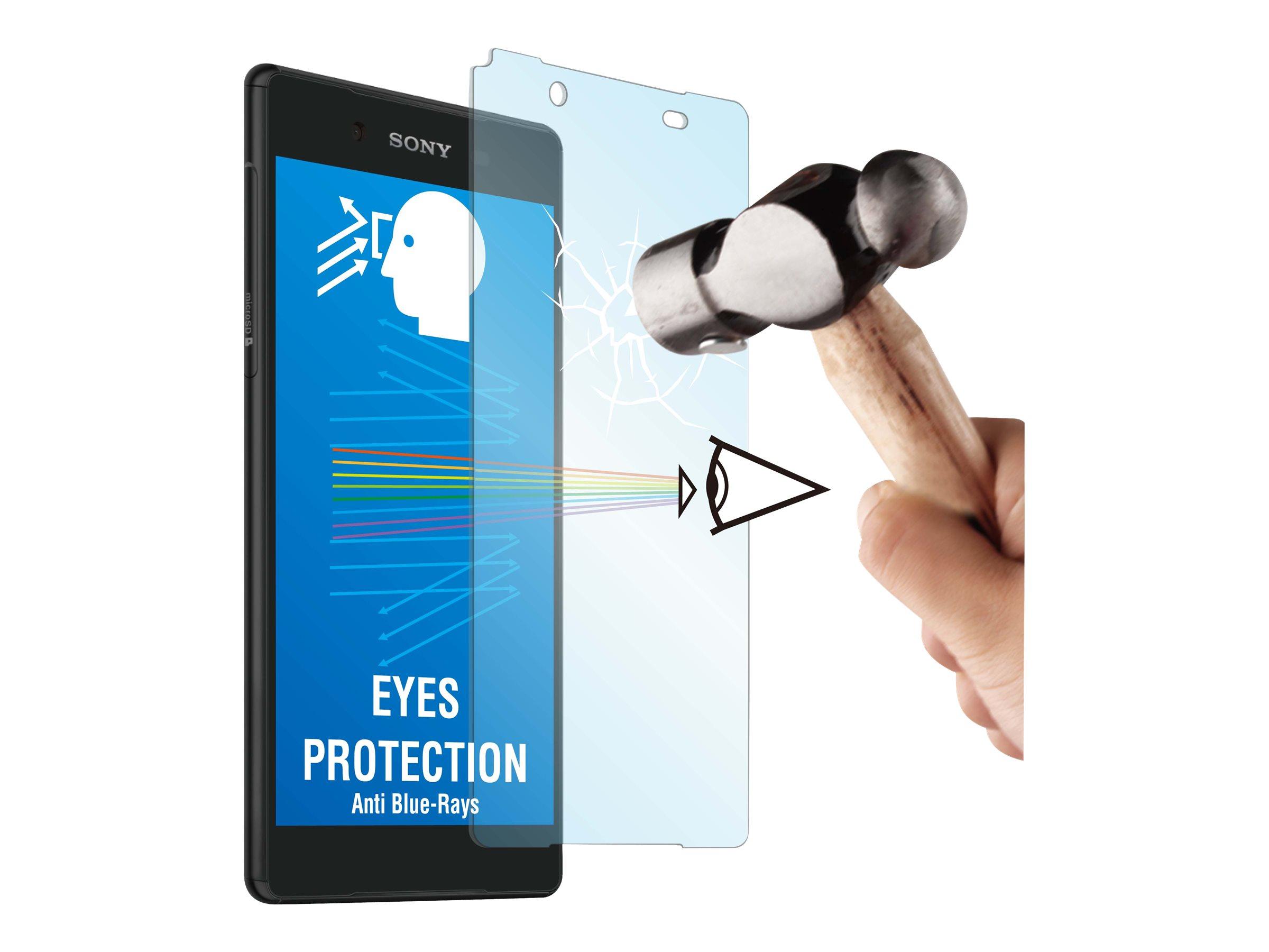 Muvit MFX - 1 film de protection d'écran - verre trempé - pour Sony XPERIA Z5