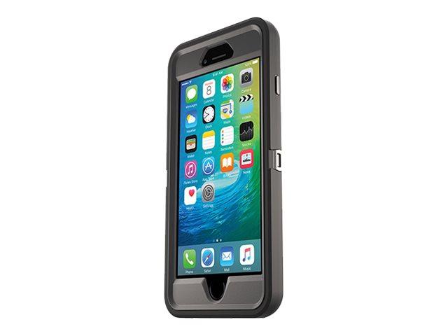 OtterBox Defender Series - Boîtier de protection - pour iPhone 6 Plus - noir