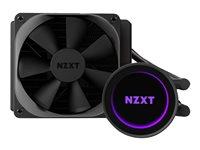 NZXT Kraken M22 - Processor liquid cooling system - (for: LGA1156, AM2, AM2+, AM3, LGA1155, AM3+, LGA2011, FM1, FM2, LGA1150, FM2+, LGA2011-3, LGA1151, AM4, LGA2066, LGA1200)