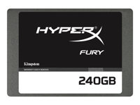 KINGSTON, HyperX FURY SSD 240GB SATA 3 2.5