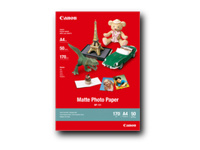 Canon MP-101 Fotopapir matte A4 (210 x 297 mm) 170 g/m² 5 ark