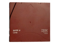 IBM - LTO Ultrium x 1 - 1.5 To - support de stockage