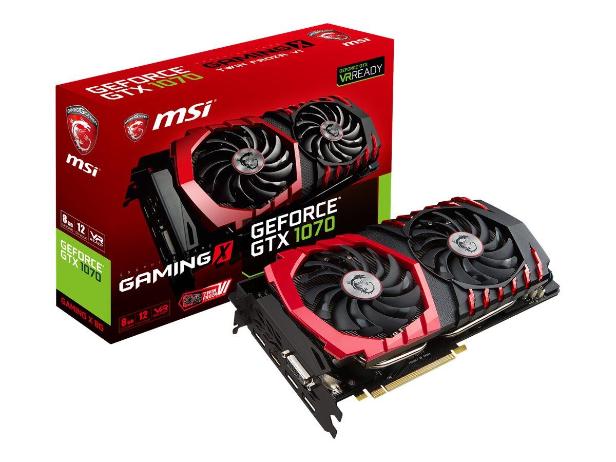 MSI GTX 1070 <SPAN STYLE=