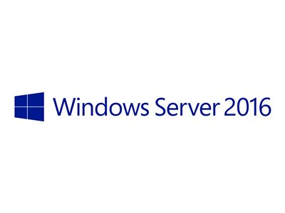 Microsoft Windows Server 2016 Standard - Box pack - 5 CALs - DVD - 64-bit - English