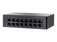 Cisco Small Business 100 Series Unmanaged Switch SF 100D-16