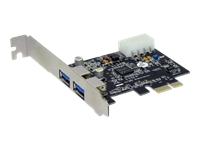 Sedna SE-PCIE-USB3-2 USB-adapter PCIe USB 3.0 x 2