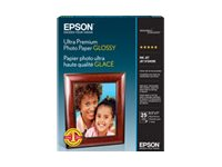 Epson Ultra Premium Glossy Photo Paper - Glossy - 11.8 mil