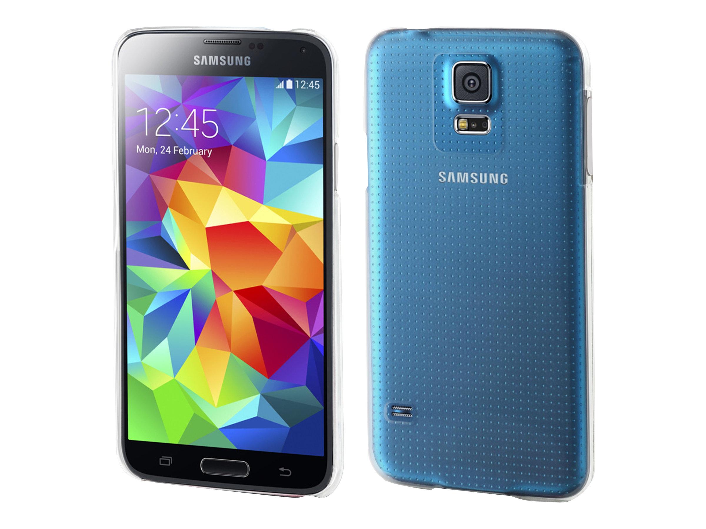 Muvit Crystal Case coque de protection pour téléphone portable