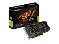 Gigabyte GeForce GTX 1050 Windforce OC 2G Grafikkort