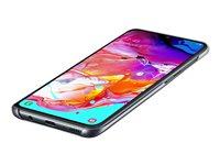 Samsung Gradation Cover EF-AA705 - Carcasa trasera para teléfono móvil - negro