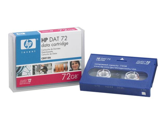 HP   DAT x 1   36 GB