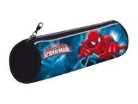 "ALPA New York ""SUN"" Collection FOURRE TOUT ROND - Marvel Ultimate Spider-Man - étui"