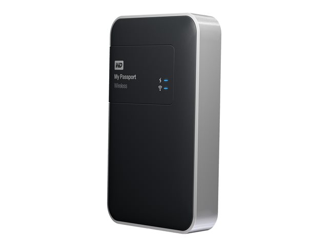 WD My Passport Wireless WDBLJT5000ABK