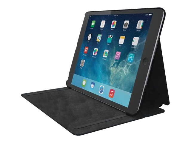 Image of Kensington Comercio Hard Folio Case & Adjustable Stand for iPad Air - case for tablet