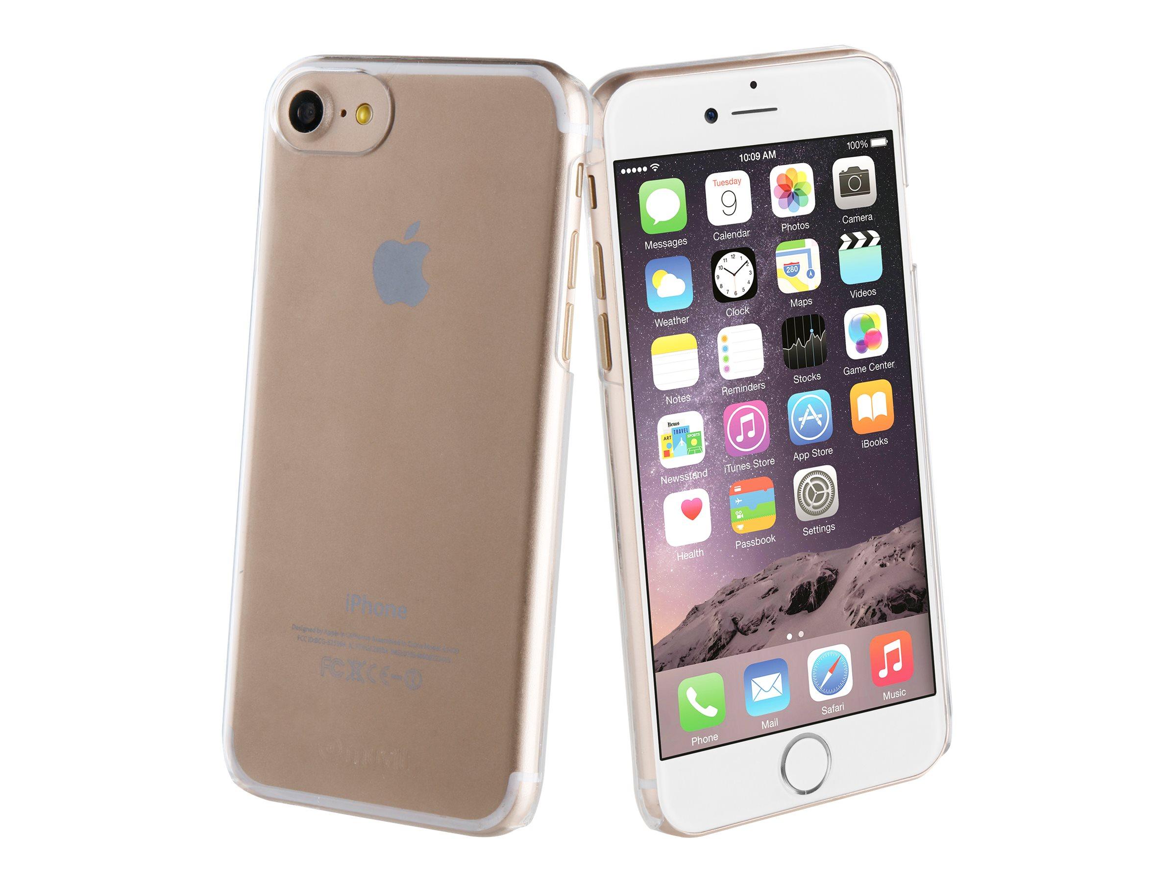 Muvit Crystal Case - Coque de protection pour iPhone 7 - transparent
