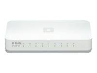 dlinkgo 8-Port Fast Ethernet Easy Desktop Switch GO-SW-8E Switch