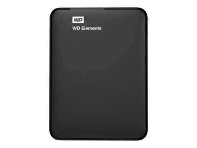 WD Elements Portable WDBUZG0010BBK