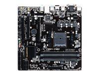 Gigabyte GA-F2A88XM-D3HP - 1.0 - motherboard