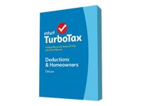 TurboTax Deluxe 2014