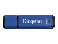 Kingston Cl� USB s�curis�e  DTVP30DM/32GB