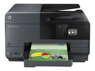 HP Officejet Pro 8610 e-All-in-One - imprimante multifonctions ( couleur )