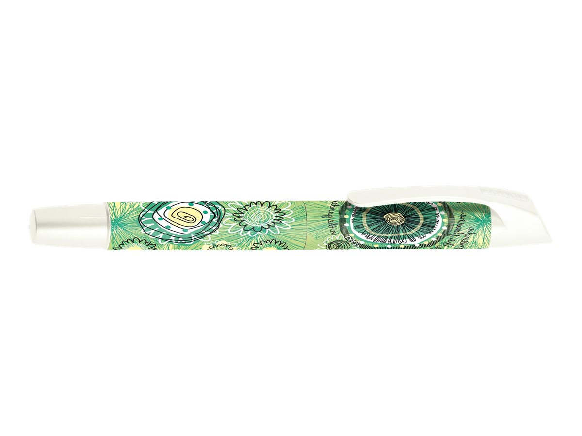 ONLINE YOUNG.LINE Campus Best Writer Green Garden - Stylo plume - bleu - 1.8 mm