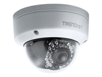 TRENDnet TV IP311PI Outdoor 3 MP PoE Dome Day/Night Network Camera