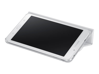 Samsung Book Cover EF-BT285 - Pouzdro s klopou pro tablet - bílá - pro Galaxy Tab A (7 palec), Tab A (2016) (7 palec)