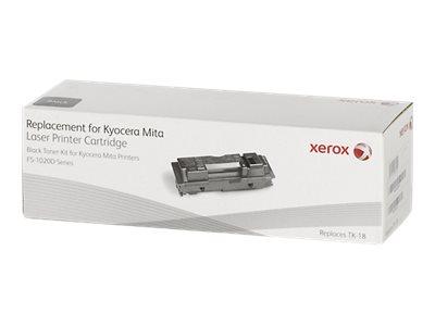 Xerox - noir - cartouche de toner (équivalent à : Kyocera TK-18)