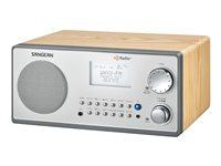 Sangean HDR-18 - Radio - walnut