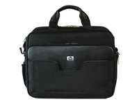 HP Mobile Printer and Notebook Case - Notebook / printer carrying case - 15.5