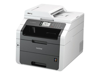 Brother MFC-9330CDW Multifunktionsprinter farve LED