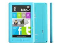 Approx Billow Ebook Light Blue, Čtečka elektronických knih - 4GB