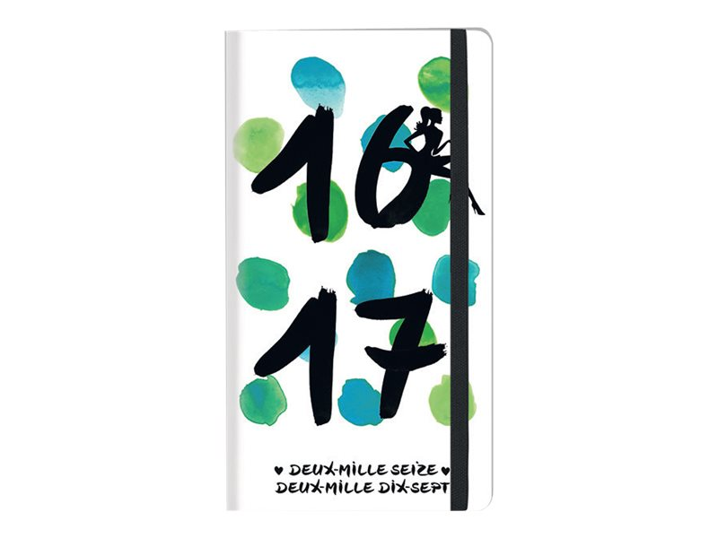 Oberthur Misty SàS 16 Pocket - agenda