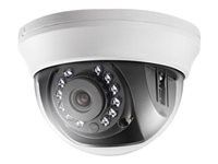 Hikvision Turbo HD720p IR Dome Camera DS-2CE56C0T-IRMM - CCTV camera - dome