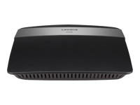 Linksys E2500 Trådløs router 4-port switch 802.11a/b/g/n Dual Band